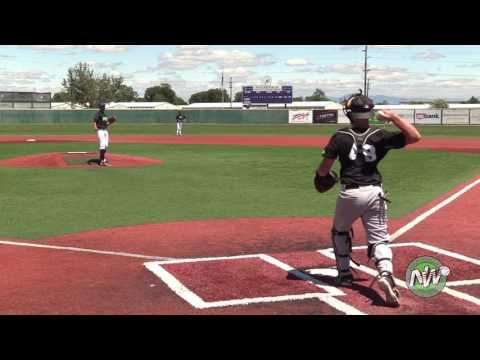 Gabriel Hughes — PEC - RHP - Rocky Mountain HS(ID) -June 13, 2017.