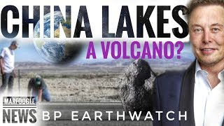 Marfoogle News ASTEROIDS VOLCANOS & UFOs OH MY! | WITH BP EARTHWATCH