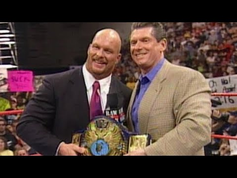 """""""Stone Cold"""" Steve Austin Sells Out?"""