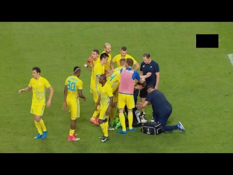 Legia Warszawa - FK Astana 1-0 CAŁY MECZ