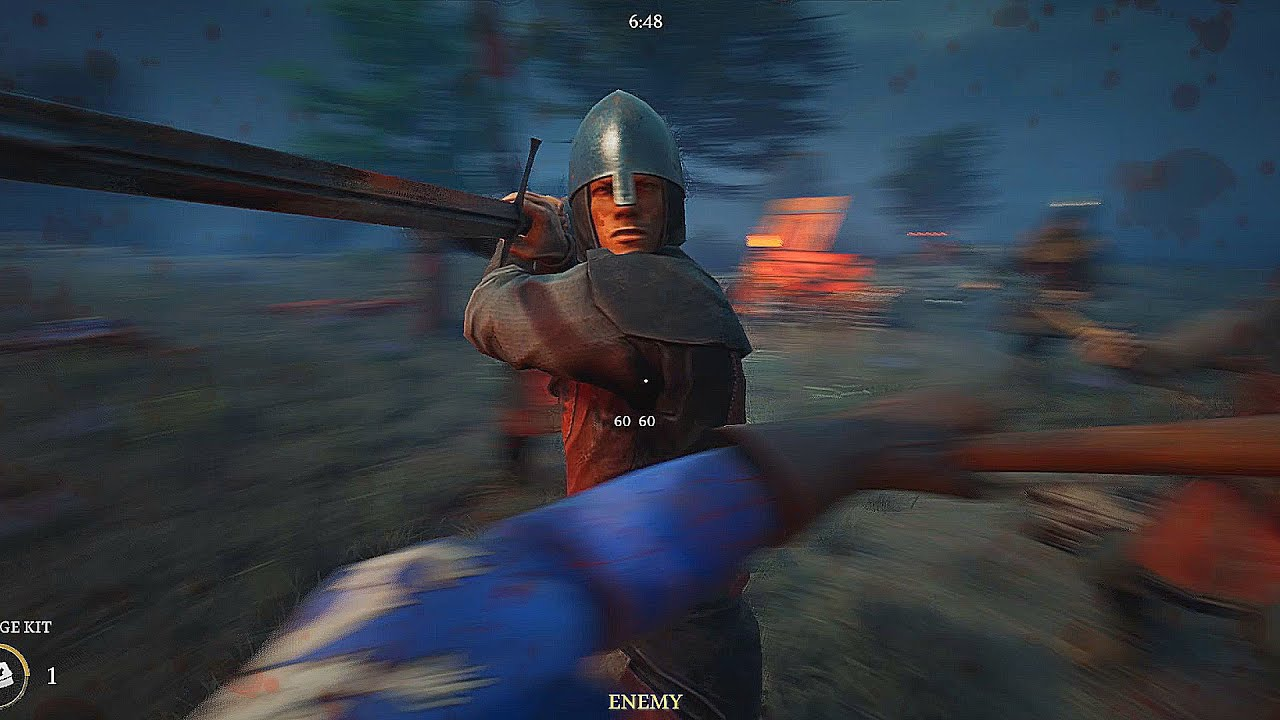 Becoming the GREATEST WARRIOR in Chivalry 2