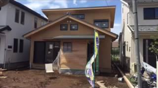 材木屋がつくる骨太住宅『桧香の家』