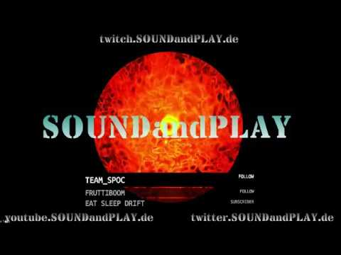 🔴 SOUNDandPLAY on AIR - Electro - SOUND - 18:00Uhr to 24:00 !! all copyright free sounds #031