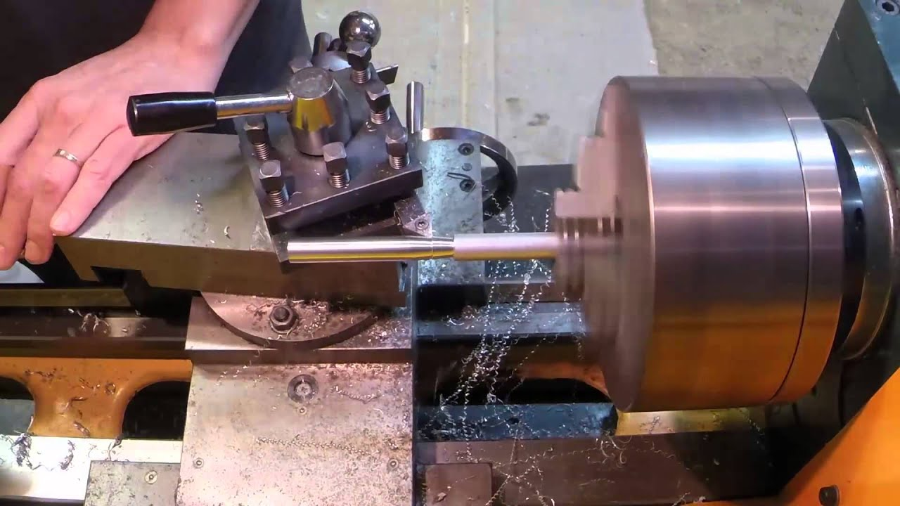 Image result for metal lathe machining