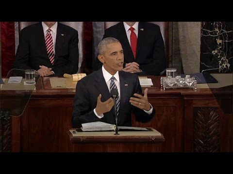 State of the Union: President Obama on Setting Foreign Policy Priorities