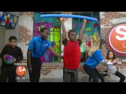 SA LIVE: Onsite Youth / Fun Youth Fitness