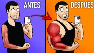 ¿No Te Crecen los Músculos? 7 Errores Que Haces