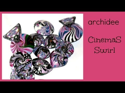tutorial- -polymer-clay- -diy-swirl-beads- -cinemasssswirl