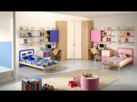 Boy and girl shared room ideas youtube for Bedroom ideas for boy and girl sharing a room