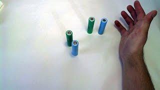 Аккумуляторы 18650 для электронных сигарет(Про аккумуляторы 18650, микроанбоксинг в начале и небольшой отзыв про зарядку Nitecore I2 в конце. Ссылка на картин..., 2016-04-10T16:46:44.000Z)