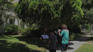 Bryce Hayashi & Mickle play Star Wars for John Williams! (7/11/16)
