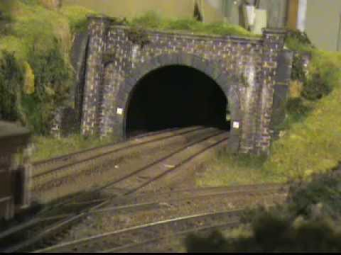 How to build a Tunnel:- Model Railway Extension project. Part 5
