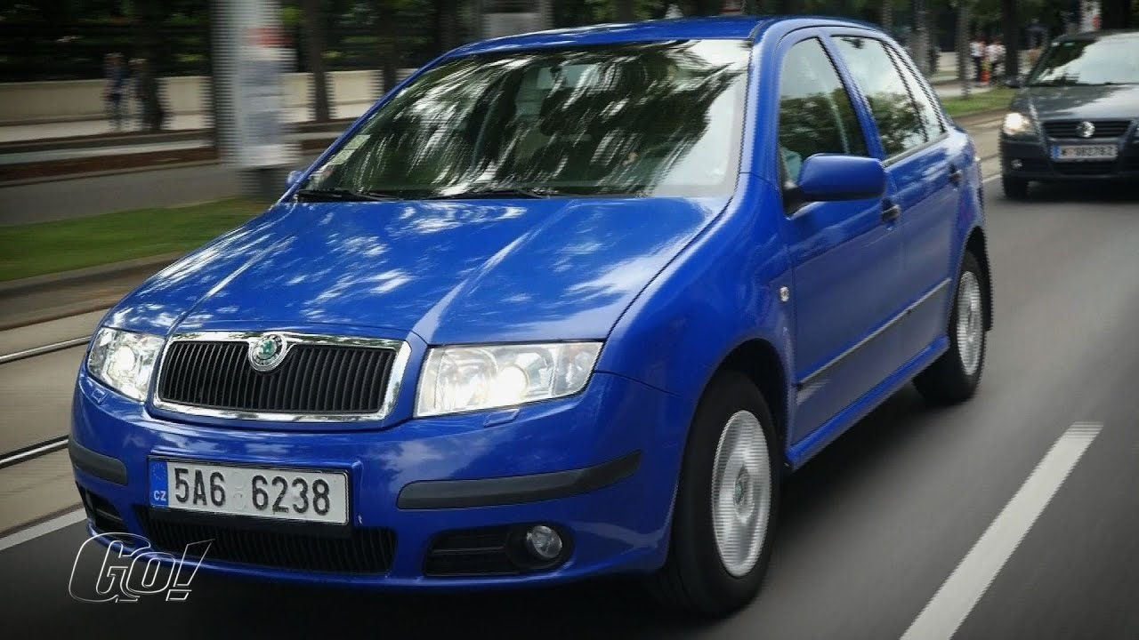 1 2 millionen kilometer am tacho skoda fabia der test. Black Bedroom Furniture Sets. Home Design Ideas