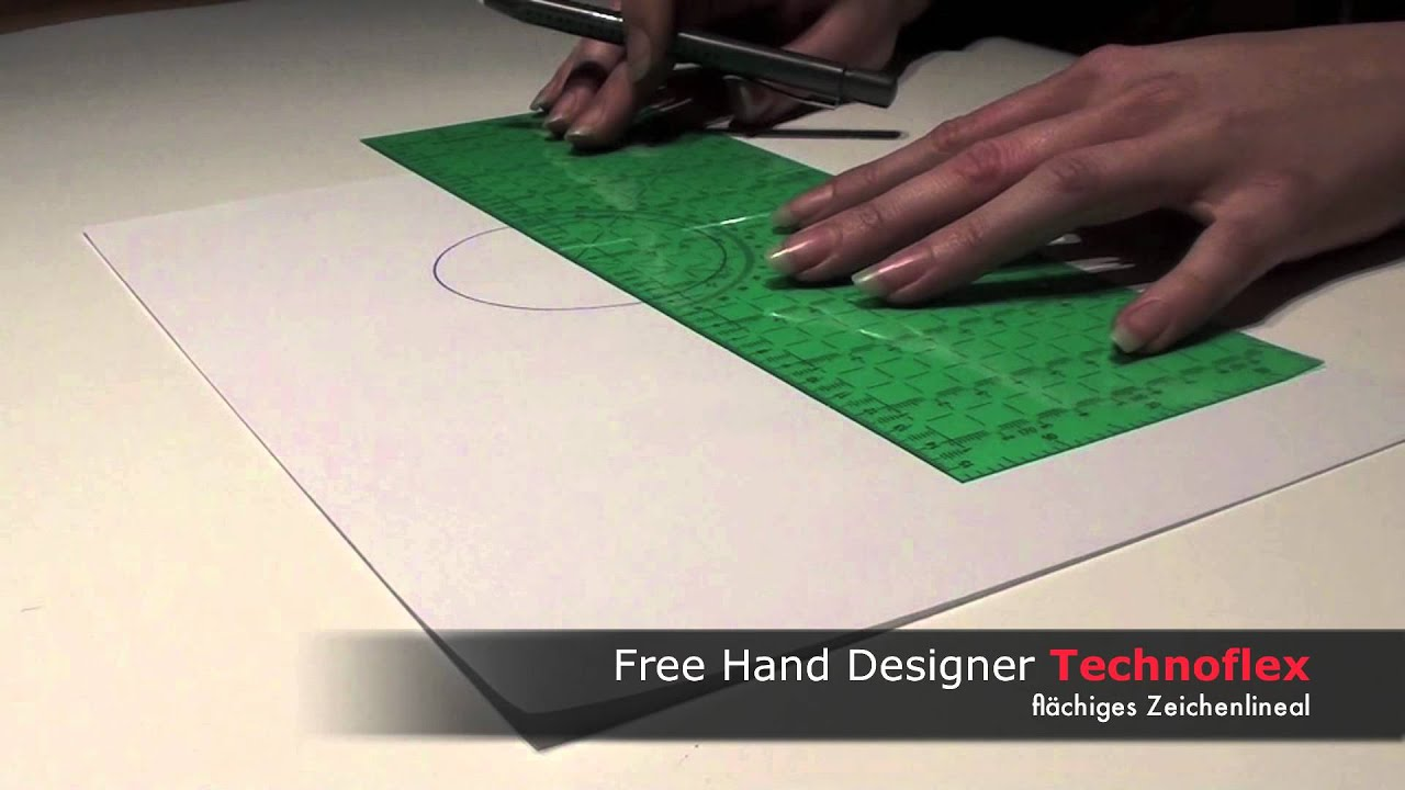 free hand designer freih ndig gerade linien ziehen youtube. Black Bedroom Furniture Sets. Home Design Ideas