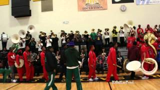 Cass Tech High School Alumni Band - Africano - 2013