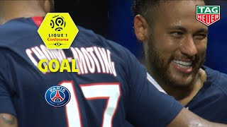 Goal NEYMAR JR (88') / Olympique Lyonnais - Paris Saint-Germain (0-1) (OL-PARIS) / 2019-20