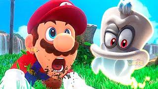 СУПЕР МАРИО ОДИССЕЙ #43 мультик игра для детей Детский летсплей на СПТВ Super Mario Odyssey Boss