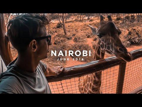24 HOURS IN NAIROBI
