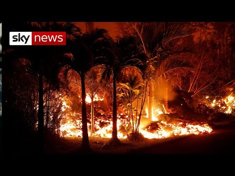 Special Report: Hawaii - Island of Fire