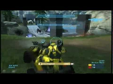 Halo reach rocket race matchmaking