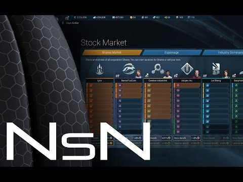 Anno 2205 - State of the game and how to play the stocks