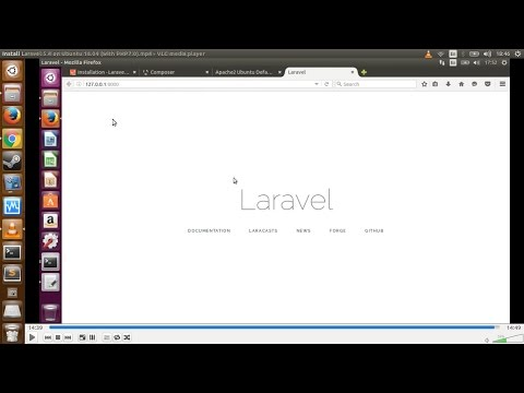 Cara Install Laravel Ubuntu 16.04