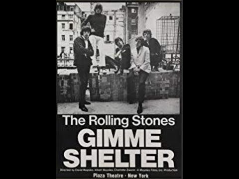 Rolling Stones Doc - Gimme Shelter - (1970) [HD]