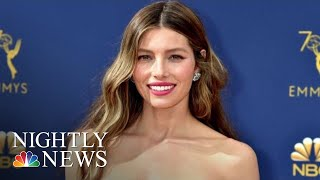 Jessica Biel Says She's Not Anti-Vaccine After Controversy Erupts | NBC Nightly News