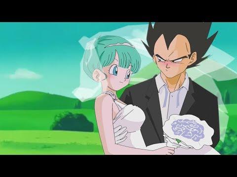 Vegeta And Bulma's Wedding (DBZ Parody)
