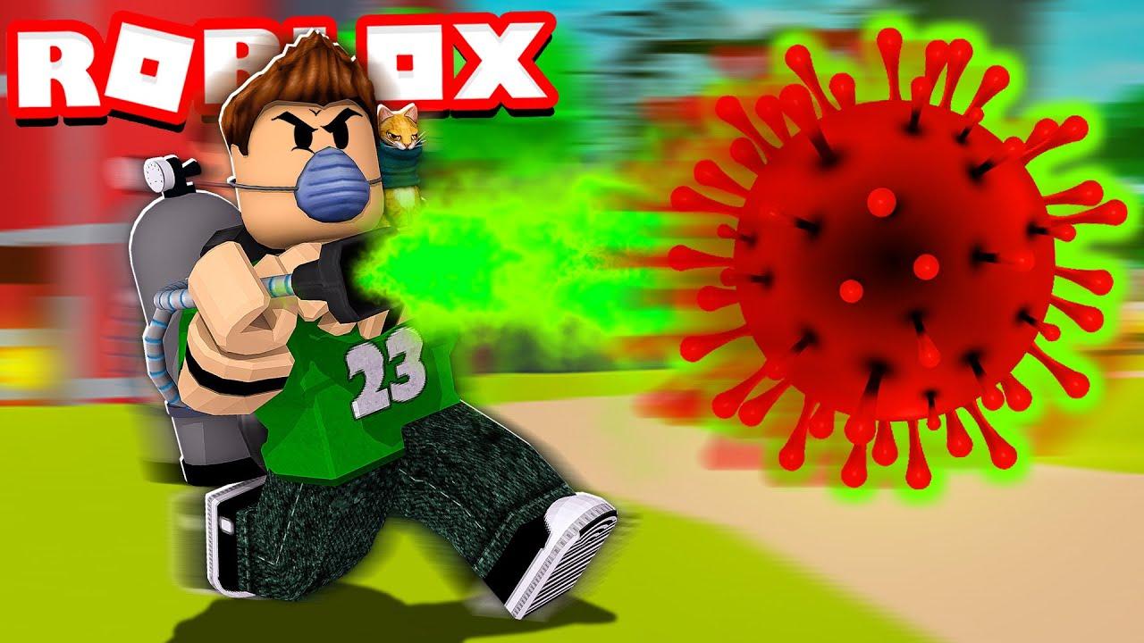 Roblox Coronavirus Simulator Youtube