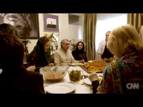 Iran and iranian food