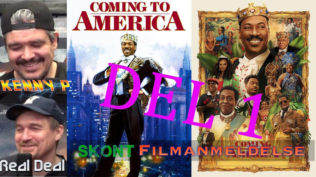 Download Coming to America 1988 Filmanmeldelse - Del 1