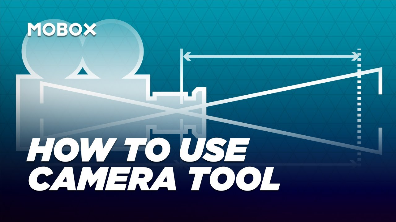 How to use the 3D Camera Tool - After Effects Tutorial