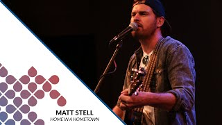 Matt Stell - Home in a Hometown