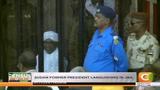 Sudan former president languishing in jail