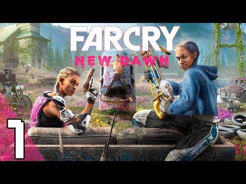FAR CRY NEW DAWN | LET'S PLAY #1 [FR]