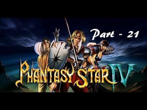 Lancer Plays Phantasy Star IV - Part 21: Cake and Slugs