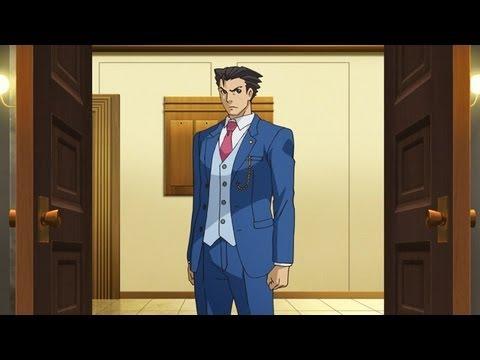 Nintendo Direct Phoenix Wright: Ace Attorney -- Dual Destinies  Demo Trailer