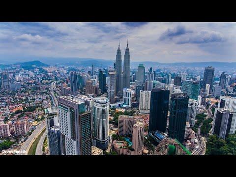 Kuala Lumpur Drone