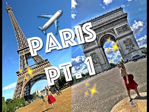 Viaje a Paris Parte 1