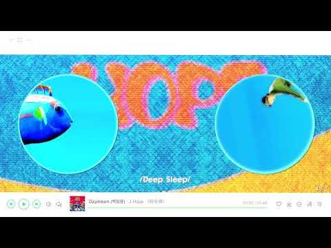 J-hope 'Daydream (백일몽)' Lyrics - 中字