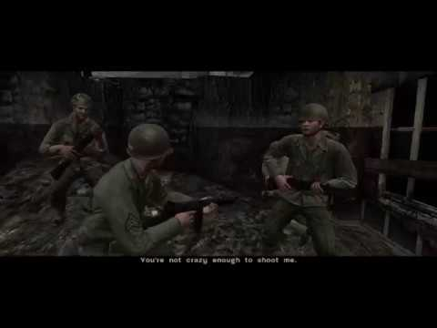 Call of Duty 3 Playthrough | Chapter One (Saint Lo) | Part 1 (Xbox 360)