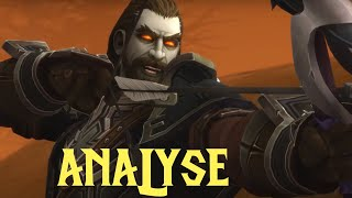 Nathanos Pestrufers Schicksal ANALYSE | WoW Shadowlands Pre Patch