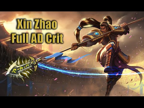 Compilation Xin Zhao full AD (1) : Our secret weapon is Infinity Edge ! - Dux Blah