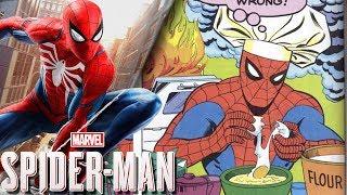 UNA CENA MUY ROMÁNTICA 😍 | Spider-Man para PS4 | Ep. 11 en ESPAÑOL LATINO con - ALEX --