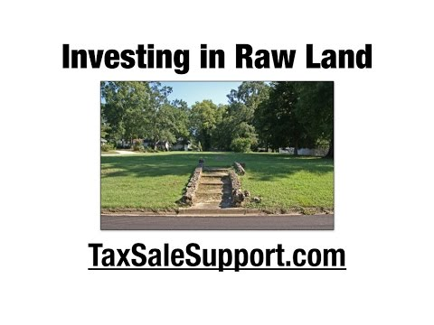 Land Investing through Tax Sales & OTC Lists!