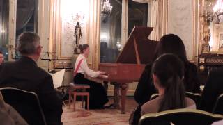 Danse espagnole de Lalo par Clara