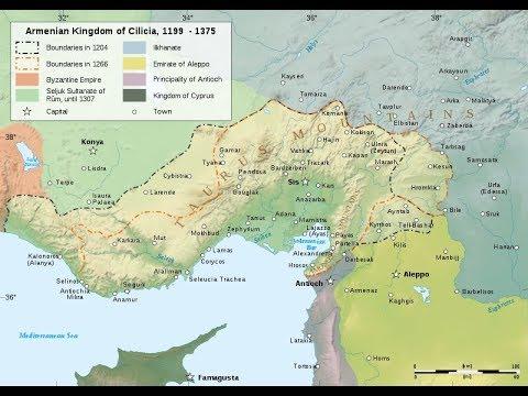 Королевство Киликия. Киликийское армянское царство (княжество).