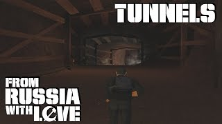 007: From Russia With Love GCN - Tunnels - 00 Agent (Bonus Level 1)