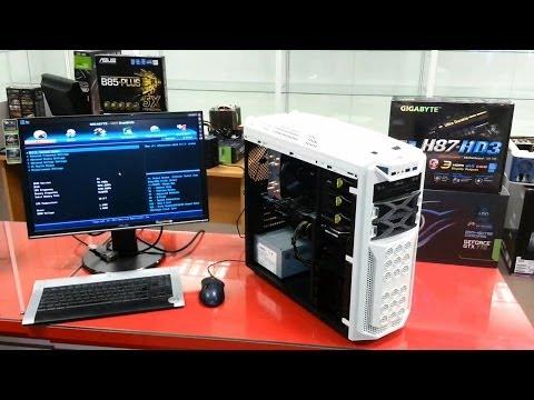 видео: Игровой компьютер за 40000р (По заявкам)